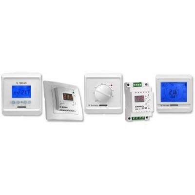 Тэрморегуляторы для электрических и газовых обогревателей (0)